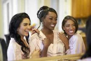 wedding on demand beauty services