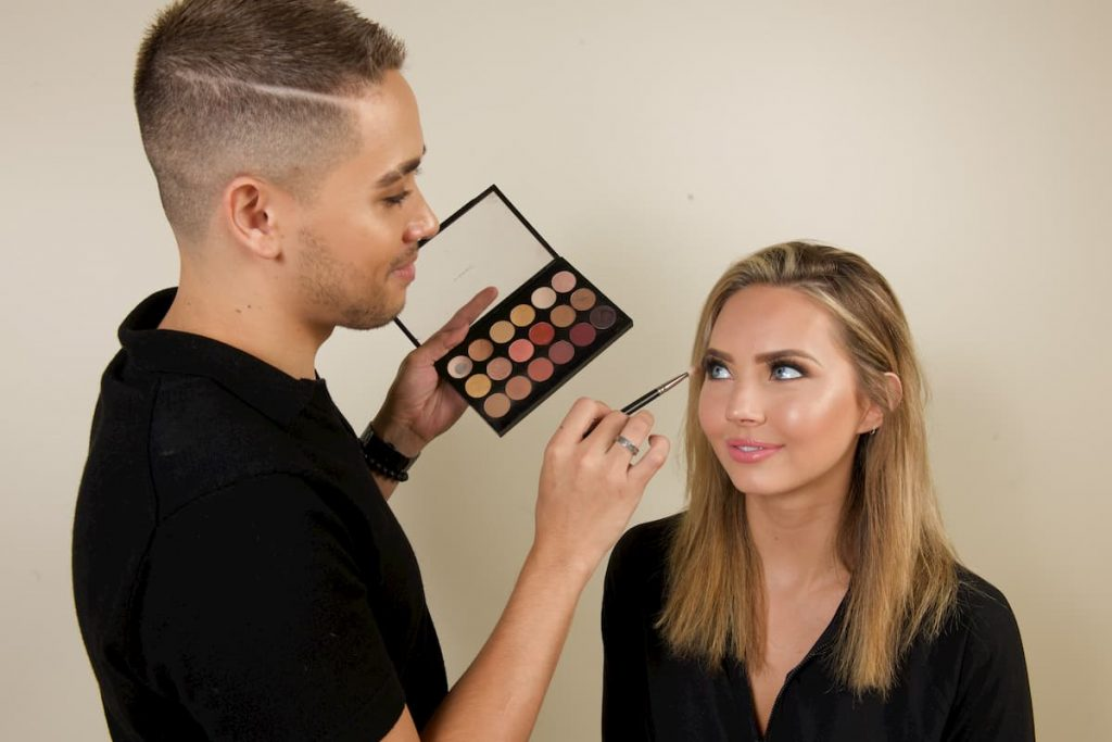 hair & makeup on demand